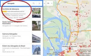 Adwords Express no Google Maps