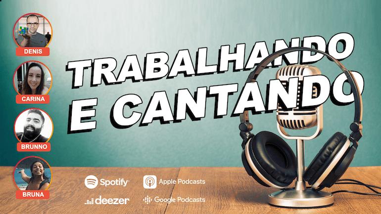 Podcast - Ouvir música no trabalho