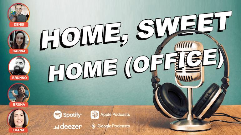 Home Office - Mateada Podcast