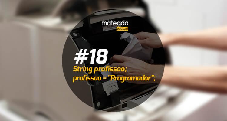 "String profissao = ""Programador"";"
