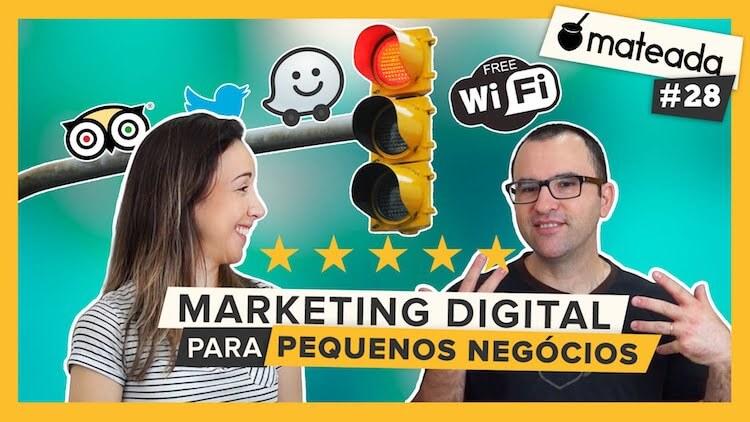 Marketing Digital para Pequenos Negócios