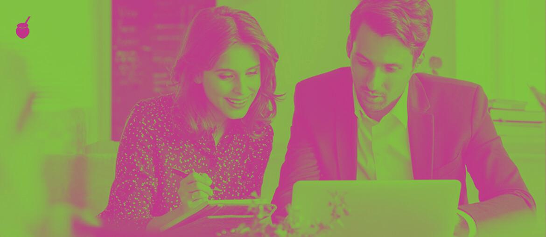 Dois Consultores - Imagem de capa