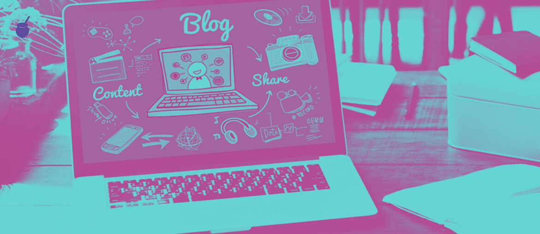 Criar blog - Imagem de capa