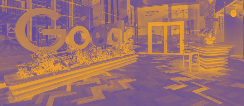 Google - Imagem de Capa