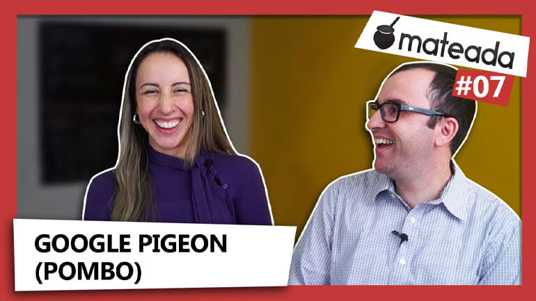 Google Pigeon - Thumbnail