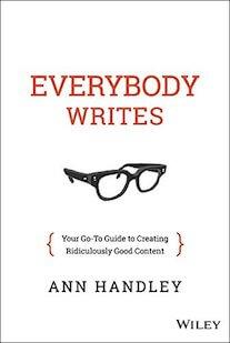 Capa do livro Everybody Writes.