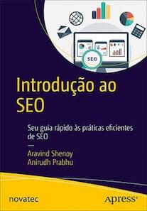 Capa do livro Introdução ao SEO.
