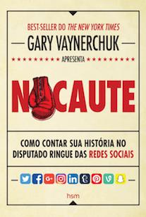 Capa do livro Nocaute.