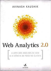 Capa do livro Web Analytics 2.0.