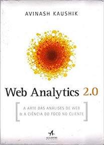 Capa do livro Web Analytics 2.0.