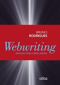 Capa do livro Webwiriting Redação para Mídia Digital.