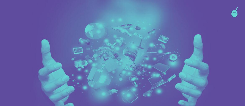 Marketing de Conteúdo - Imagem de capa