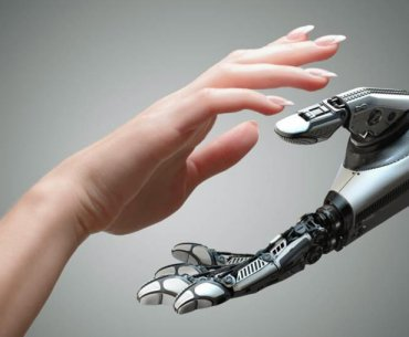 Chatbot o atendimento online de robôs para humanos.