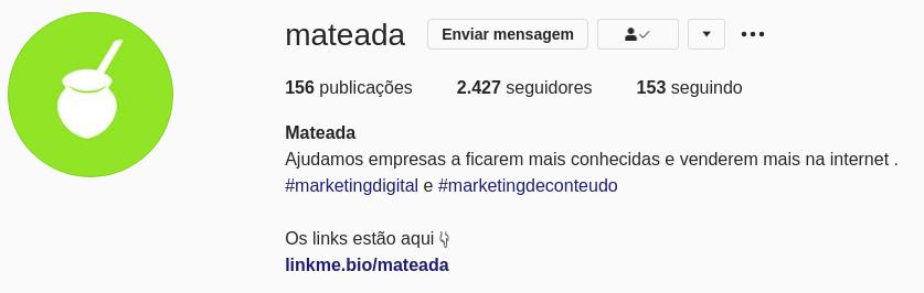 Bio Mateada