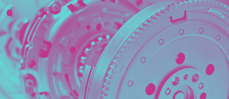 Flywheel - Imagem de capa