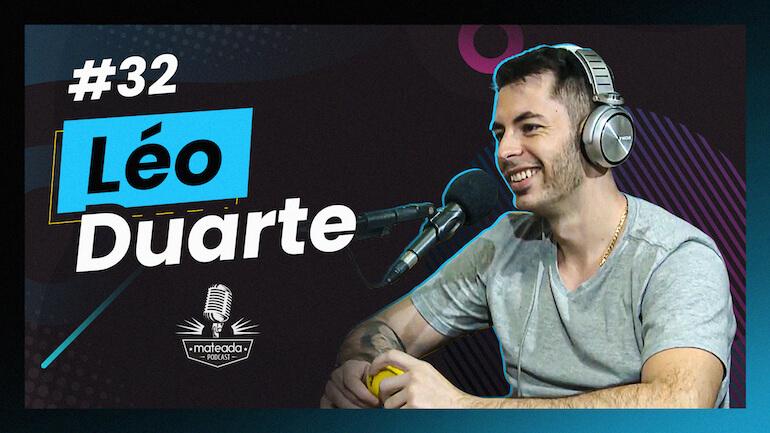 Léo Duarte no Mateada Podcast